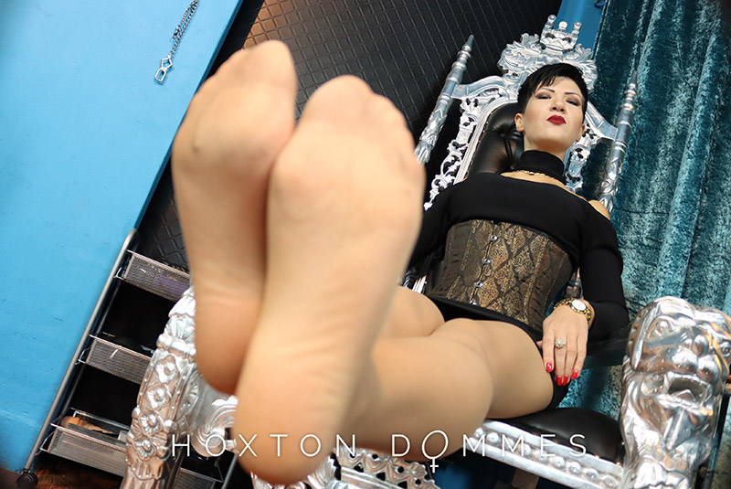 Serious and powerful, Mistress Alexandra from Athens, Greece